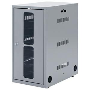タブレット・ストレートPC収納保管庫 10台収納 省スペースタイプ [CAI-CAB7]【サンワサプライ】【大物商品】