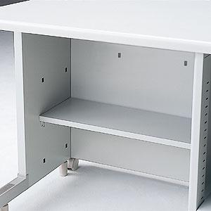 オフィスデスク CAIデスク用中棚 2個セット (サンワサプライ製CAI-ST187CP専用オプション) [CAI-STN18C]【サンワサプライ】【送料無料】
