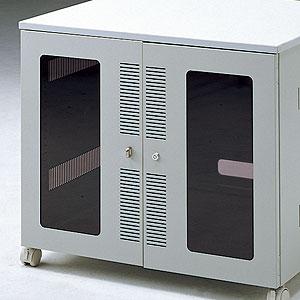 CPUボックス用前扉 鍵付 (サンワサプライ製CP-018N専用オプション) サーバーラック [CP-018N-1]【サンワサプライ】【送料無料】
