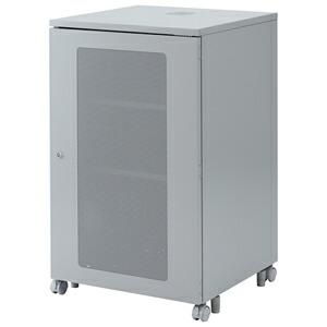 19インチマウントボックス 19U NAS、HUB用 高さ1000mm [CP-103]【サンワサプライ】【大物商品】