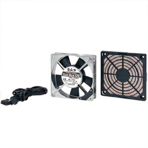 サーバーラック用放熱ファン 低速・静音タイプ [CP-SFANS-T]【サンワサプライ】【送料無料】