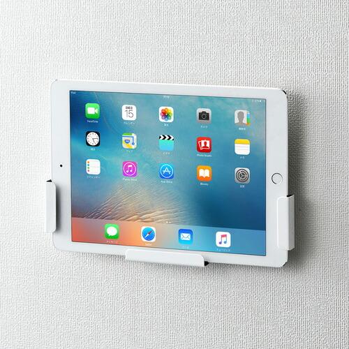 iPad Air/iPad Air2/9.7インチiPad Pro用モニターアーム・壁面取付けブラケット[CR-LAIPAD10W]【送料無料】