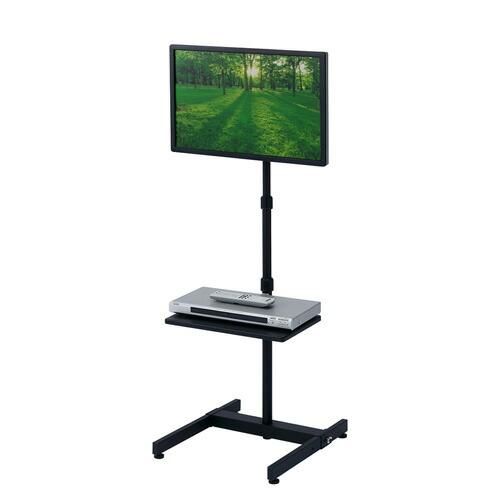 20~32型程度対応簡易液晶TV・ディスプレイスタンド[CR-LAST19]【送料無料】