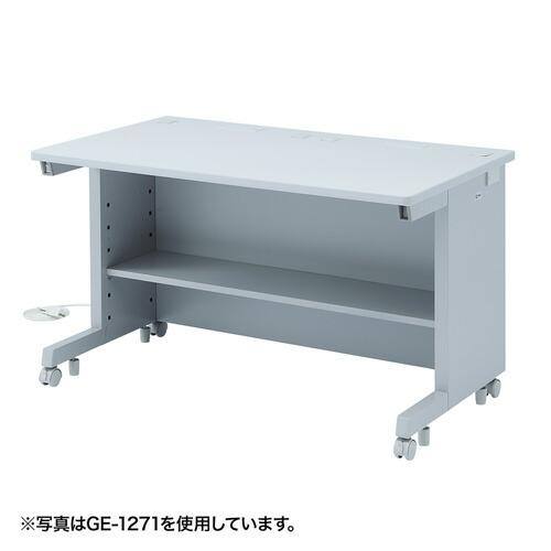 オフィスデスク GEデスク 幅100cm×奥行80cm 日本製