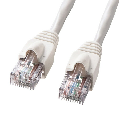 UTPエンハンスドカテゴリ5ハイグレード単線ケーブル(90m・ホワイト)[KB-10T5-90N]【送料無料】