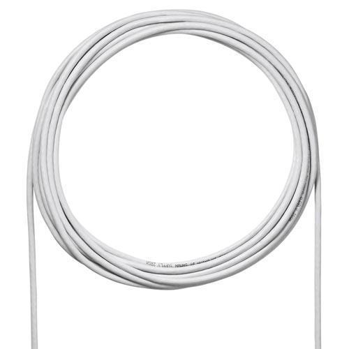 カテゴリ6A LANケーブルのみ(ホワイト・300m)[KB-T6A-CB300W]【送料無料】