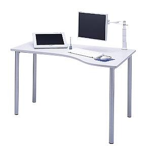 電子カルテシステム対応デスク ミーティングテーブル [ME-HP14090]【サンワサプライ】【送料無料】