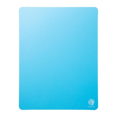 [MPD-OP54BL-L]【ネコポス対応】 マウスパッド(ベーシック・ブルー・Lサイズ)