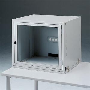 簡易防塵ラック(簡易防塵タイプ・W650×D550mm)[MR-FA17LSKN]【大物商品】