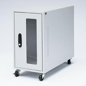 CPU用簡易防塵ボックス(W300×D650mm)[MR-FACP2N]【大物商品】