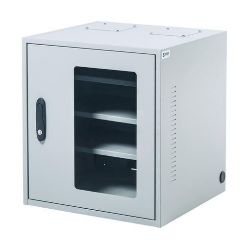 NAS・HDD・ネットワーク機器収納ボックス(簡易防塵・W450×D420×H500mm)