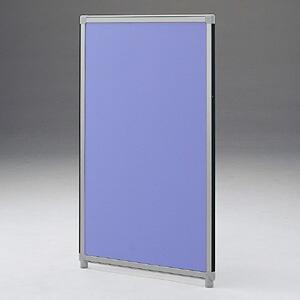 世界的に有名な パーテーション OGシリーズ 高さ130cm×幅60cm ブルー パーティション (受注生産) 間仕切り 衝立 ついたて, ワカマツ 00880d73