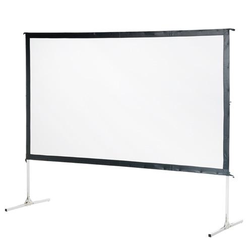 プロジェクタースクリーン(アルミフレーム・120型相当・W2807×D943×H2257mm)[PRS-AF120]【送料無料】