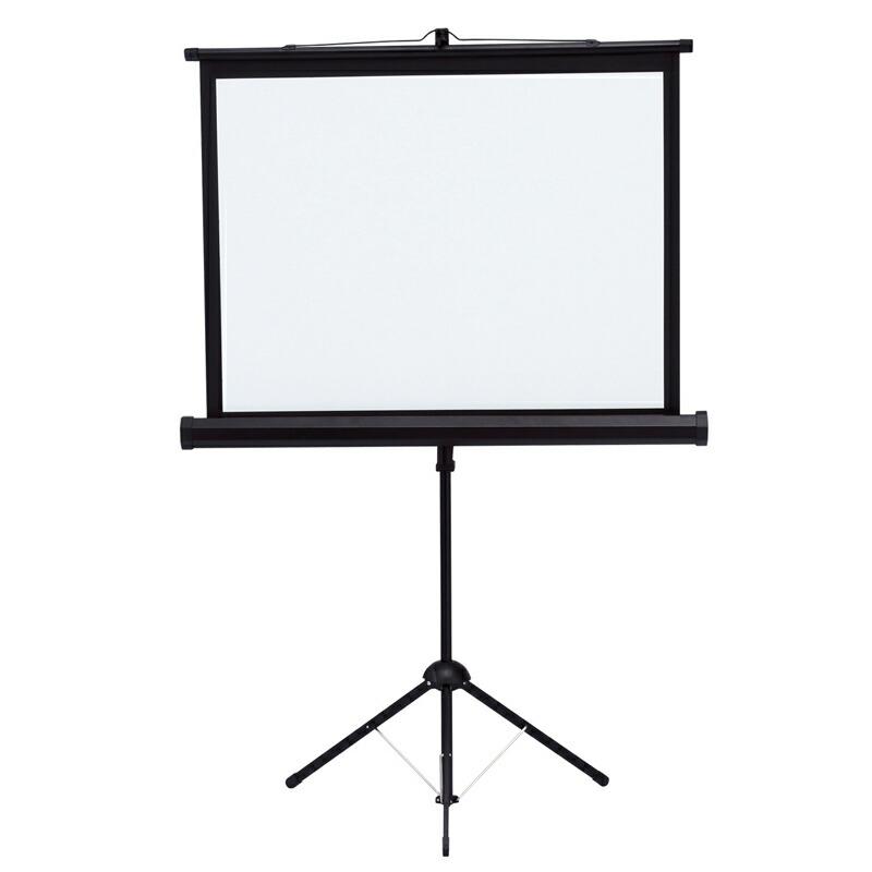 プロジェクタースクリーン 40インチ 床置き 三脚式 プロジェクタスクリーン [PRS-S40]【サンワサプライ】【送料無料】
