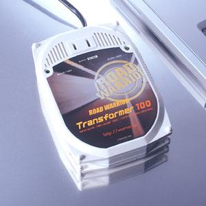 海外用 変圧器 トランスフォーマ100 100W 海外旅行 出張