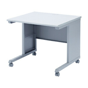 オフィスデスク SOHOデスク 幅80cm オプションで機能拡張可能 [SH-FD870]【サンワサプライ】【大物商品】