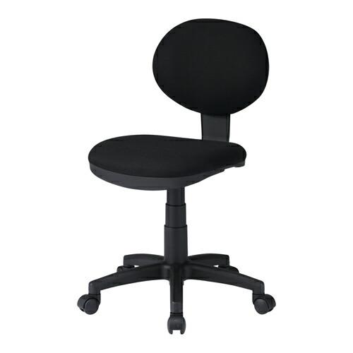 学校向け椅子 ブラック オフィスチェア
