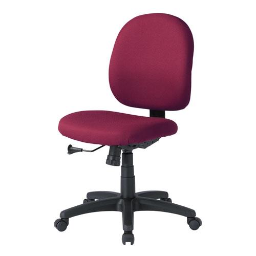オフィスチェア レッド ロッキング 椅子