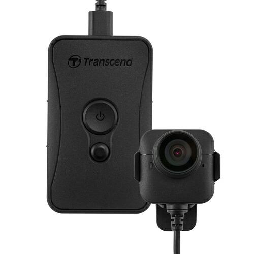 【店内全品ポイント5倍~7/21(土)1:59まで】Transcend Wi-Fi対応ボディカメラ 『DrivePro Body 52』ウェアラブルカメラ [TS32GDPB52A]【送料無料】