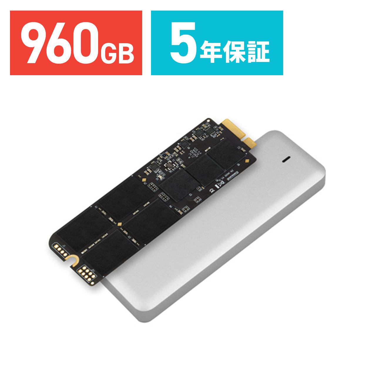 【店内全品ポイント5倍~7/21(土)1:59まで】Transcend SSD MacBook Pro Retina 15