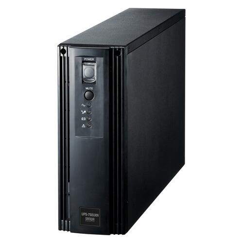 小型無停電電源装置(750VA/525W)[UPS-750UXN]【送料無料】