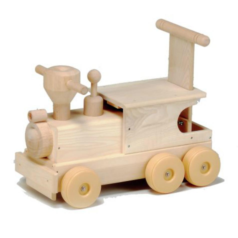 森の機関車 MOCCO W-040丁寧作られた日本製の木のおもちゃ手押し車としても使えます。出産祝いや1歳の誕生日プレゼントに最適です。タイヤは床や壁を傷つけにくいソフトプラスチック【サイズ本体】W49×D25×H40cm 重さ:3280g