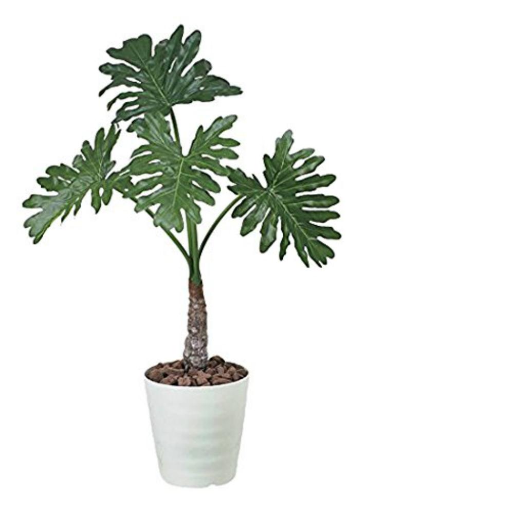 光触媒 光の楽園 セローム1.0 376c150約 幅68×奥行60×高さ100cm人工植物 造花 フェイクグリーン おしゃれ インテリア 大型
