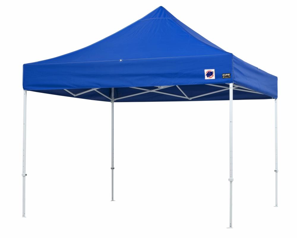 E-ZUP イージーアップテント デラックスシリーズDXA25(アルミ)サイズ:2.5m×2.5m重量:19kg収納サイズ:28×28×129cm付属品:キャリーバッグ、杭(30cm)シリコンスプレー・天幕取付工具天幕色:標準3色ブルー(BL)、グリーン(GR)、ホワイト(WH)