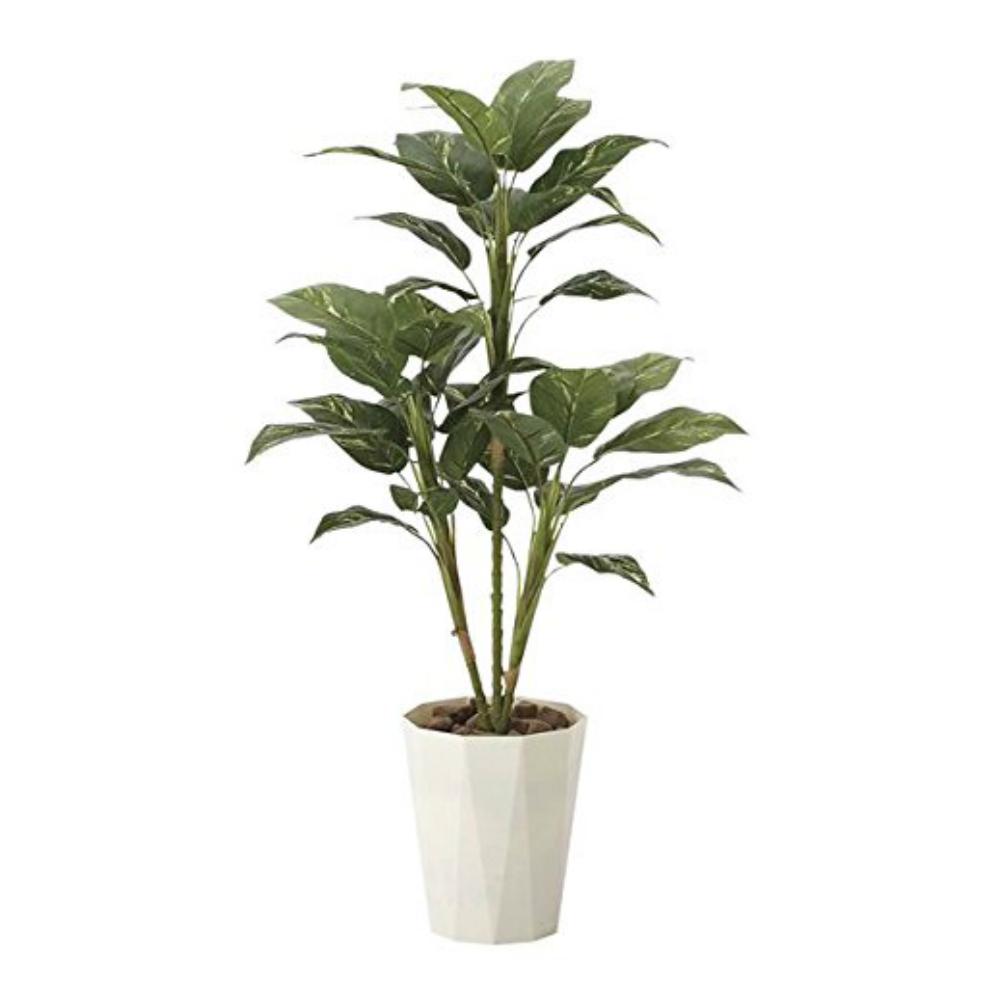 光触媒 人工観葉植物 造花(フェイクグリーン・フェイクフラワー)光の楽園 フィロ90 620A120お部屋の消臭・抗菌・防汚効果があります。水やり・お手入れ不要置くだけで素敵な癒し空間を演出してくれます。