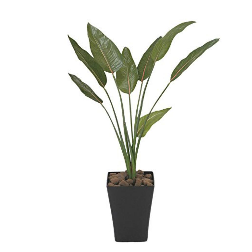 光触媒 光の楽園 ストレチア1.1 196C180約 幅55×奥行55×高さ110cm人工植物 造花 フェイクグリーン おしゃれ インテリア 大型