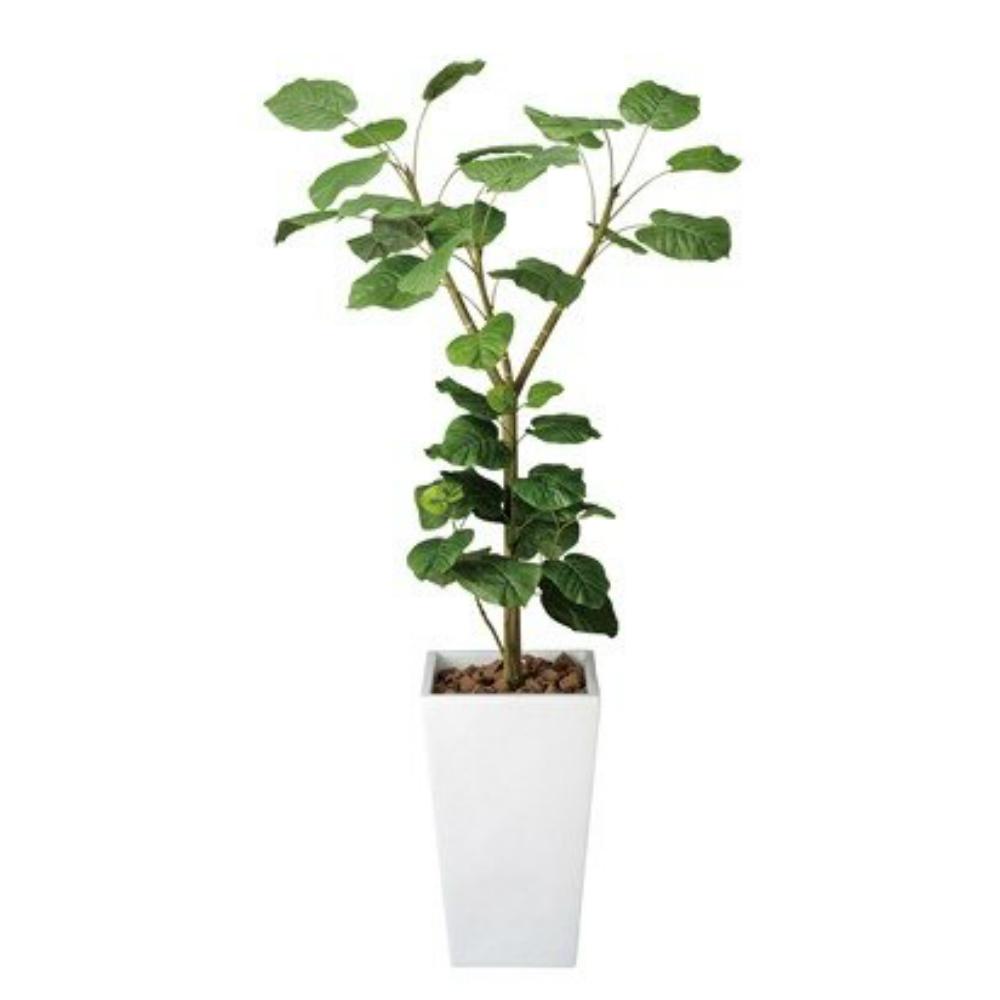 光触媒 人工観葉植物 造花 フェイクグリーン 光の楽園 アートウンベラータ 1.8m おしゃれ インテリア 大型 120E600