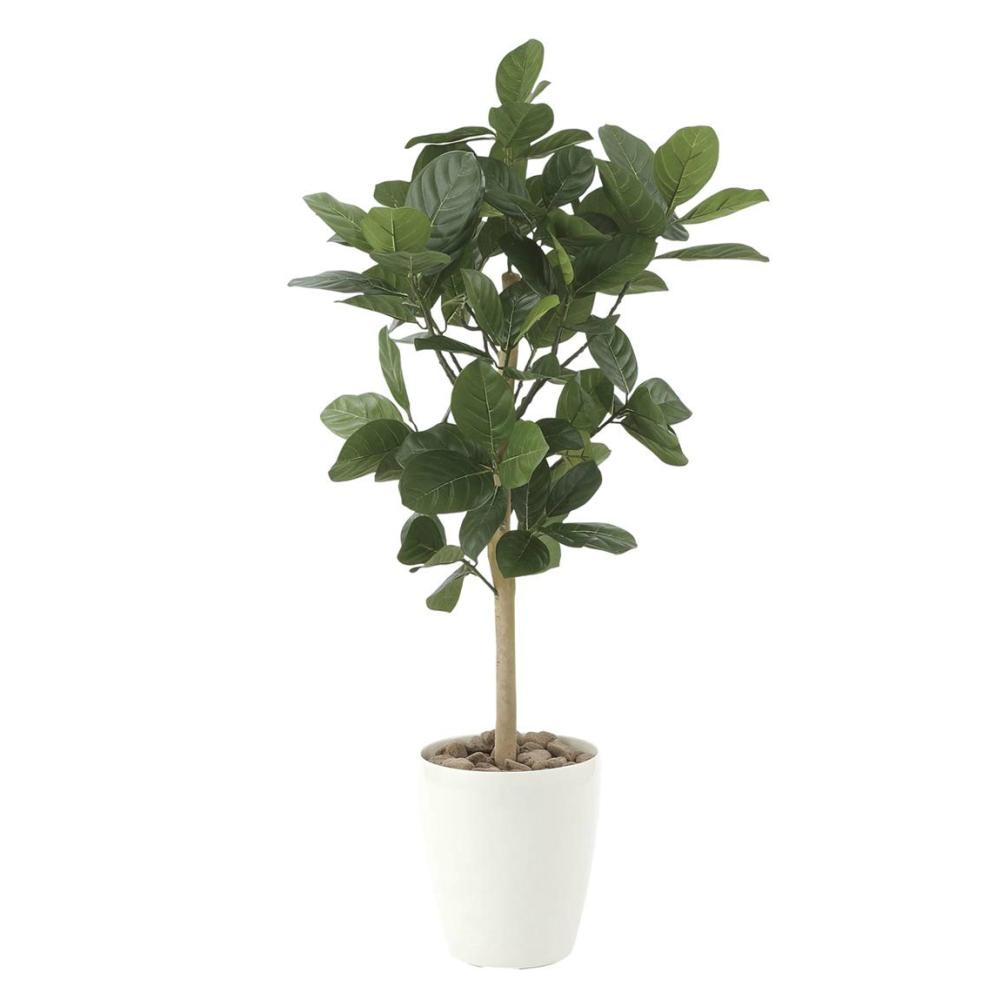 光触媒 人工観葉植物 造花 フェイクグリーン 光の楽園 パンの木 90cm おしゃれ インテリア 613E130