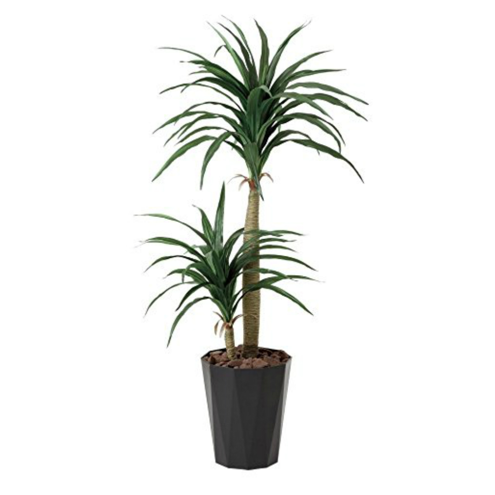 光触媒 人工観葉植物 造花 フェイクグリーン 光の楽園 ドラセナコンシンネ 1.3m おしゃれ インテリア 大型 427A160