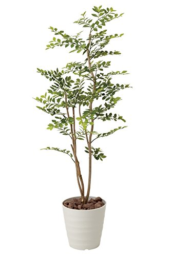 光触媒 人工観葉植物 造花 フェイクグリーン 光の楽園 ゴールデンリーフ 1.25m おしゃれ インテリア 大型 423A180