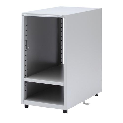 【送料無料】デスクトップPCスタンド タワー型 パソコン 1~2台収納 CPUスタンド [SH-FDCPU2]