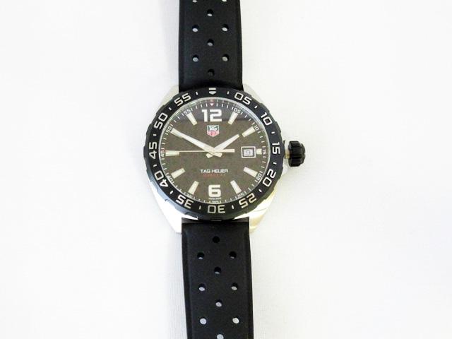 タグホイヤー(TAGHEUER)フォーミュラ1 腕時計 メンズ クォーツ ★ WAZ1110.FT8023【新品】