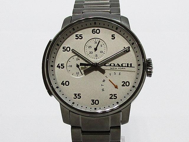【コーチ】COACH 腕時計 メンズ クォーツ クロノグラフ BLEECKER ブリーカー14602360【新品】