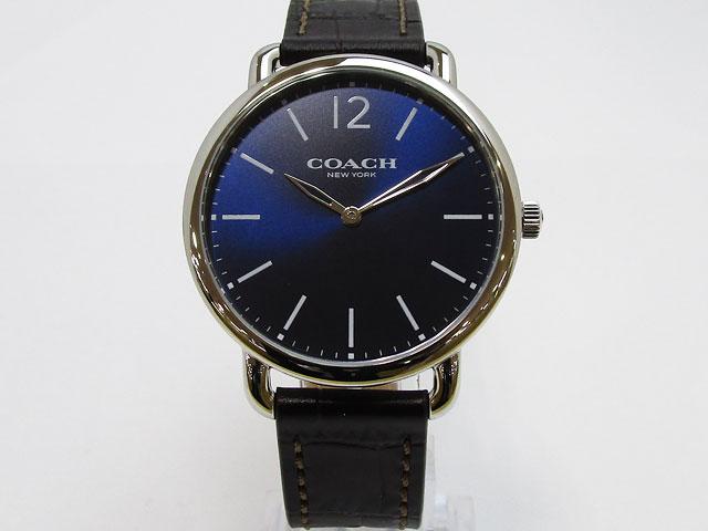 【コーチ】COACH 腕時計 メンズ クォーツ DELANCEY SLIM デランシースリム14602142【新品】