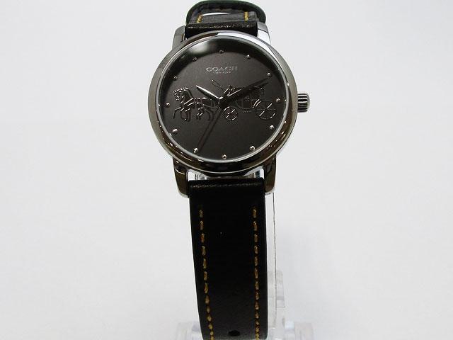 【コーチ】COACH 腕時計 レディース クォーツ Grand グランド14502979【新品】
