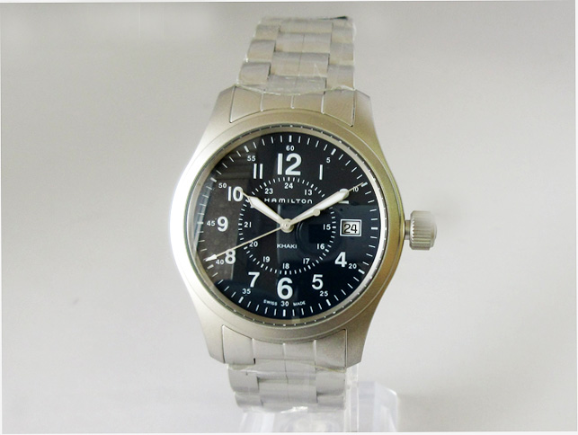 ハミルトン(HAMILTON ) カーキフィールド 腕時計 メンズ クォーツ ★ H68201143【新品】
