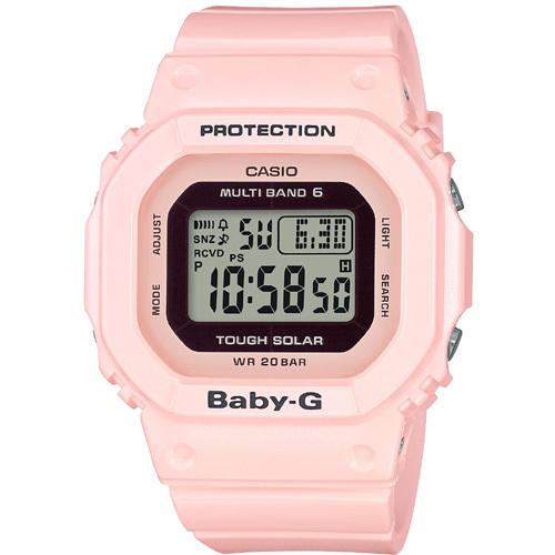 【カシオ】BABY-G ソーラー電波時計BGD-5000-4BJF【新品】