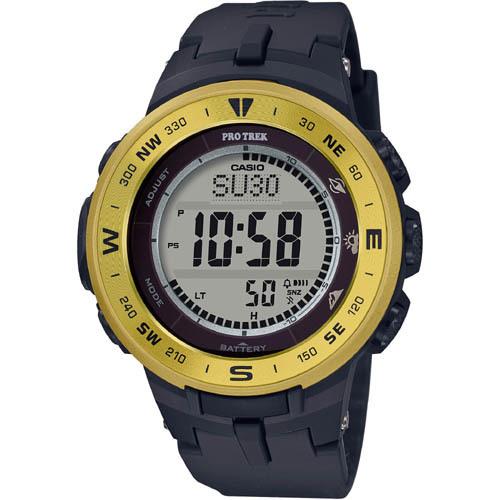 【カシオ】PRO TREK(プロトレック)腕時計 タフソーラー ビビッドメタリックカラーPRG-330-9AJF【新品】