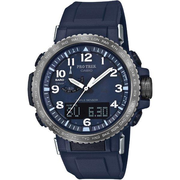 【カシオ】CASIO PROTREK ソーラー 腕時計 メンズ ★ PRW-50YFE-2AJR【新品】