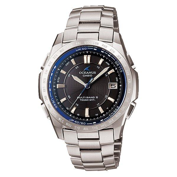 【オシアナス】OCEANUS メンズ 腕時計 3 Hands Models ソーラー電波時計OCW-T100TD-1AJF【新品】