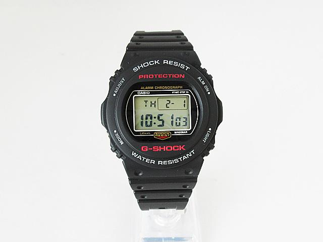 【カシオ】G-SHOCK デジタル腕時計 ★ DW-5750E-1JF【新品】