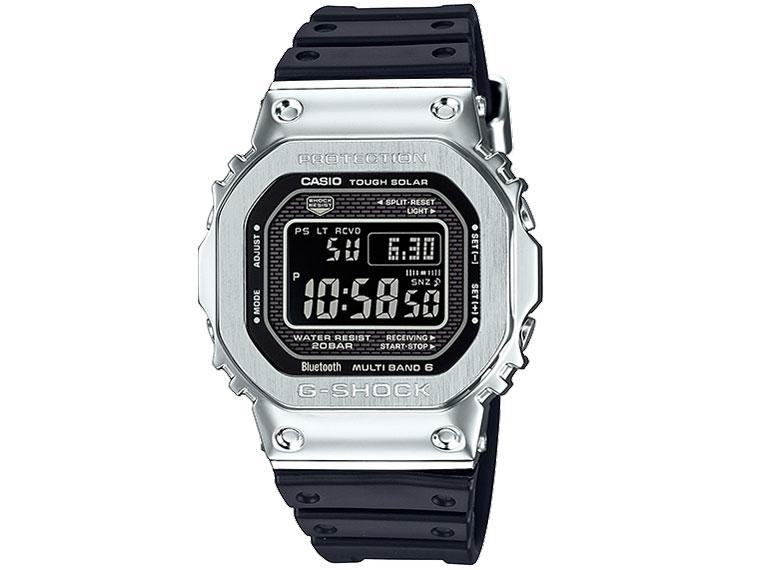 【カシオ】G-SHOCK デジタル腕時計 Bluetooth搭載 電波ソーラー メンズ ★ GMW-B5000-1JF【新品】