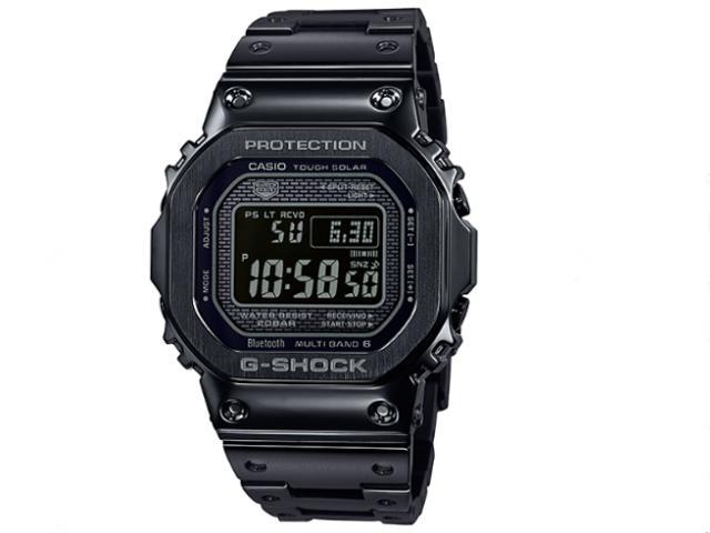 【カシオ】G-SHOCK ORIGN フルメタルモデル Bluetooth搭載 スマートフォンリンク ★ GMW-B5000GD-1JF【新品】