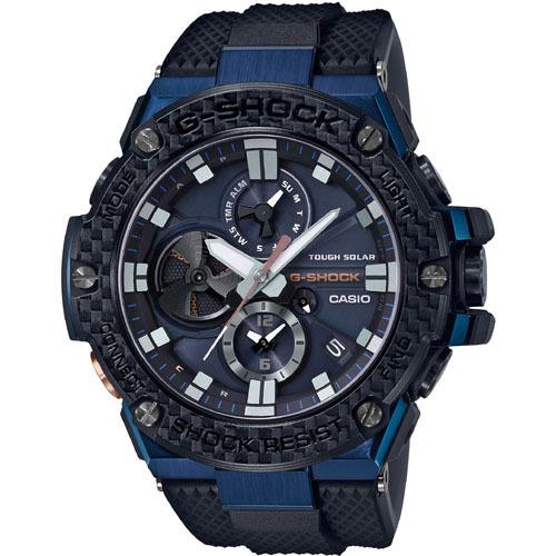 【カシオ】G-SHOCK G-STEEL タフソーラー 腕時計 メンズ ★ GST-B100XB-2AJF【新品】