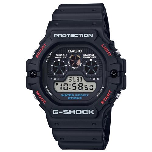 土日 祝日も営業 カシオ G-SHOCK デジタル DW-5900-1JF 海外輸入 時間指定不可 メンズ 腕時計 新品
