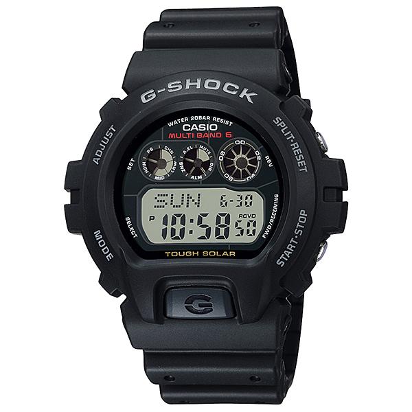 【カシオ】G-SHOCK 腕時計 6900 Series ソーラー電波時計GW-6900-1JF【新品】